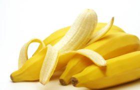 Nueva tendencia: Cascara de banana para bajar de peso