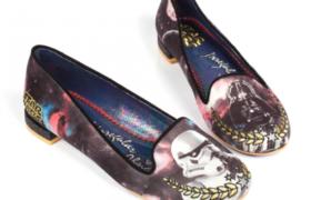 La nueva colección de zapatos inspirada en Star Wars es tendencia mundial