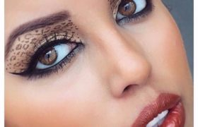 Ideas de maquillajes para las fiestas de fin de año