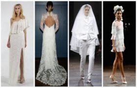 Lo ultimo en vestidos de novia para el 2016!