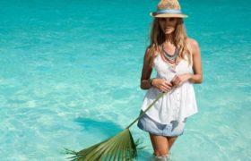 Ideas y consejos para lucir esplendida en la playa: Moda de hoy