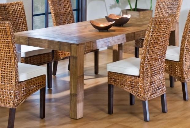 Muebles De Rattan Para Exterior : Tendencia en muebles rattan para exterior o interior moda de hoy