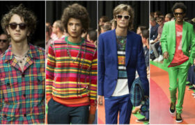 Ropa de moda hombre verano 2017