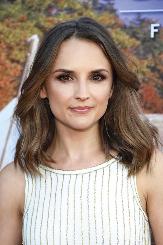 BEVERLY HILLS, CA - JULY 27: Actress Rachael Leigh Cook attends the Hallmark Channel and Hallmark Movies and Mysteries Summer 2016 TCA press tour event on July 27, 2016 in Beverly Hills, California. (Photo by Matt Winkelmeyer/Getty Images)