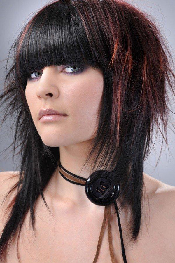 peinados primavera verano tendencias en cortes y colores moda de hoy