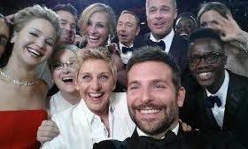 Hacer Selfies está de moda: Autorretratos propios