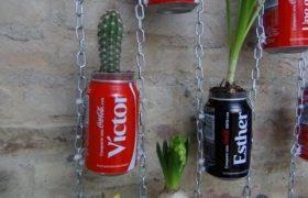 Tendencias en Jardines pequeños moda de hoy: Jardines verticales chicos