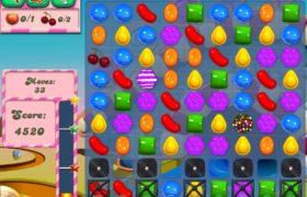 El Candy Crush una tendencia adictiva en videojuegos