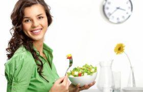 Elegir vegetales a la hora de comer, una tendencia que va en aumento