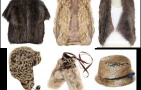 """El """"Faux Fur"""" el género que es tendencia esta temporada"""