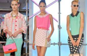Tendencia en moda primavera verano 2014