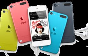 iPod touch, nuevo lanzamiento de Apple