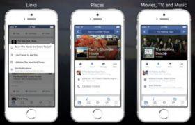 """Lo nuevo de Facebook para sus usuarios: """"Save"""""""