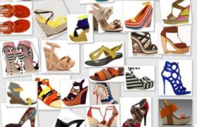 Calzado tendencia 2015 primavera-verano