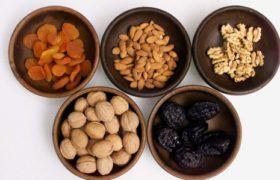 Los snacks cada vez más saludables son tendencia