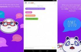 Tendencia; una aplicación que no revela quién mandó el mensaje