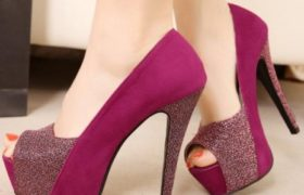 Tendencia en zapatos: Caminemos con gracia