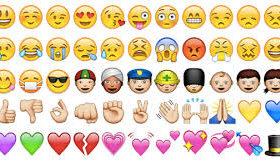 Los emoji son tendencia mundial