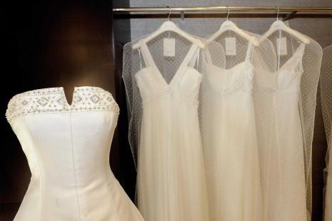 vestidos de novia en ferias americanas online | moda hoy
