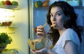 Tendencia a comer en exceso, errores más comunes