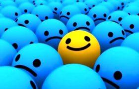 Ser positivo, una frase que es tendencia en los últimos tiempos