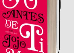 Las nuevas tendencias en libros: yo antes de ti y el don