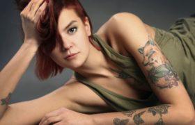 Tendencia en adolescentes: Tatuajes y piercings