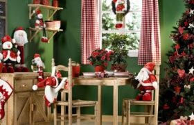 Tendencias 2014-2015 en decoraciones navideñas y de fin de año