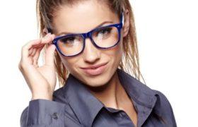 Tendencia de los anteojos recetados, ¿cómo usarlos según la forma de la cara?
