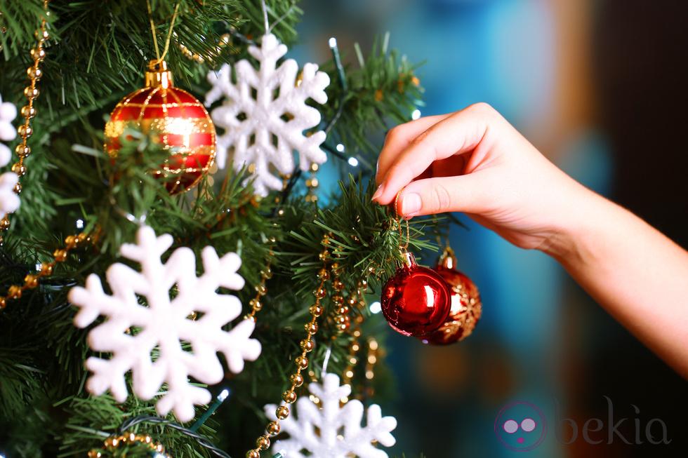 Tendencia 2014 en rboles de navidad moda hoy - Comprar arboles de navidad decorados ...