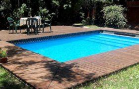 Deck de madera: Selección, colocación y mantenimiento