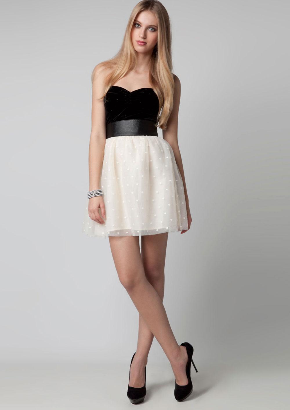 Fotos d vestidos cortos para fiestas