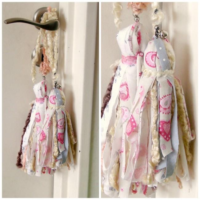 Las borlas para decorar son tendencia moda hoy for Borlas para muebles