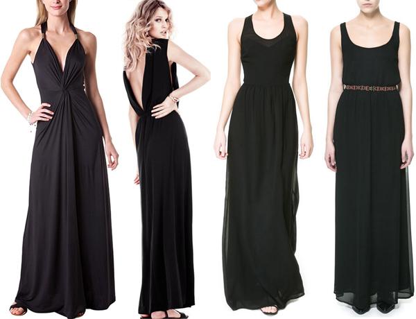 vestidos_largos_verano_2013_lisos_negros