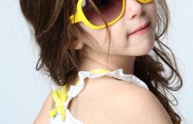 Tendencia en gafas de sol para niños