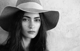 Los sombreros siguen siendo moda, también en verano