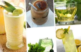 Bebidas que nos ayudan a achicar nuestro vientre