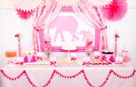 Tendencia baby shower