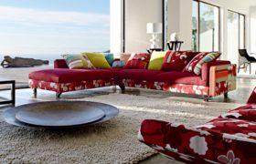 Tendencia decoración de interiores con colores de verano