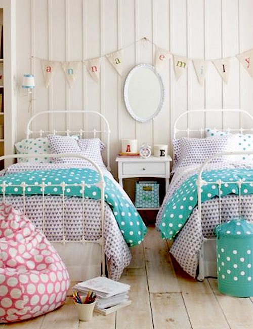 Tendencia decoraci n vintage de un cuarto de ni a moda hoy - Decoracion vintage habitacion ...