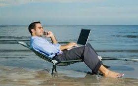 Telepresión, trabajador fulltime por internet