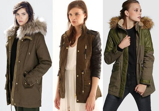 Abrigo de moda 2015
