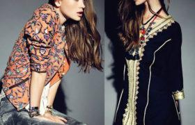 Moda folk urbana es tendencia