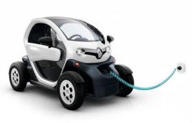 Twizy, el auto eléctrico que no daña el medio ambiente