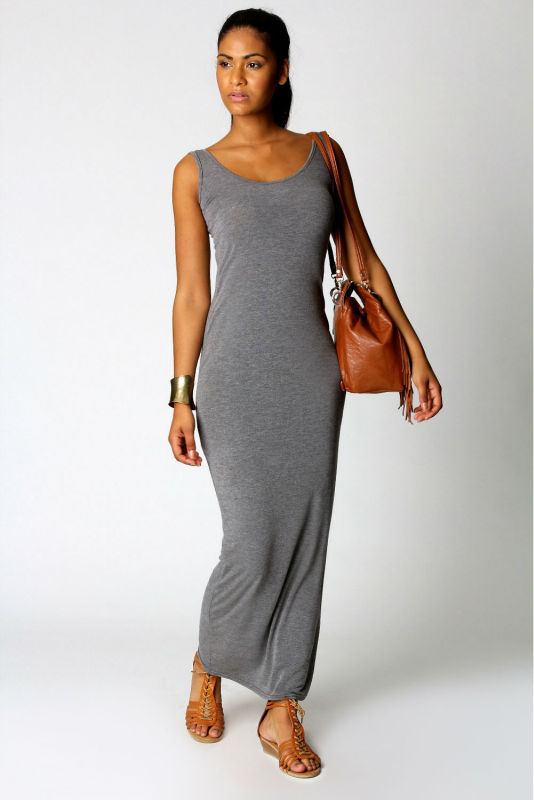 Jersey_dress_cheap_plain_dress_wholesales_maxi