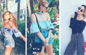 Off the shoulder: La nueva tendencia de lucir los hombros