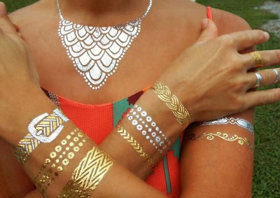 tatto-tatuaje-dorado-metalizados-temporal-corporal-en-flores-558201-MLA20288582409_042015-F
