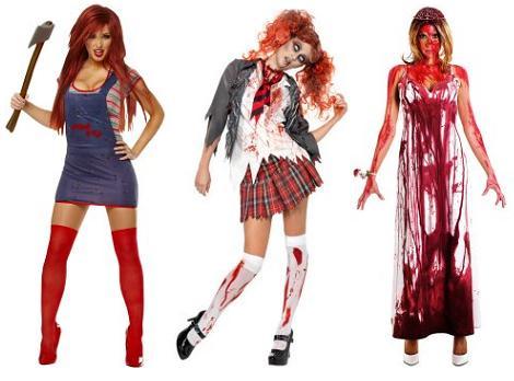 disfraces de halloween hechos en casa para adultos