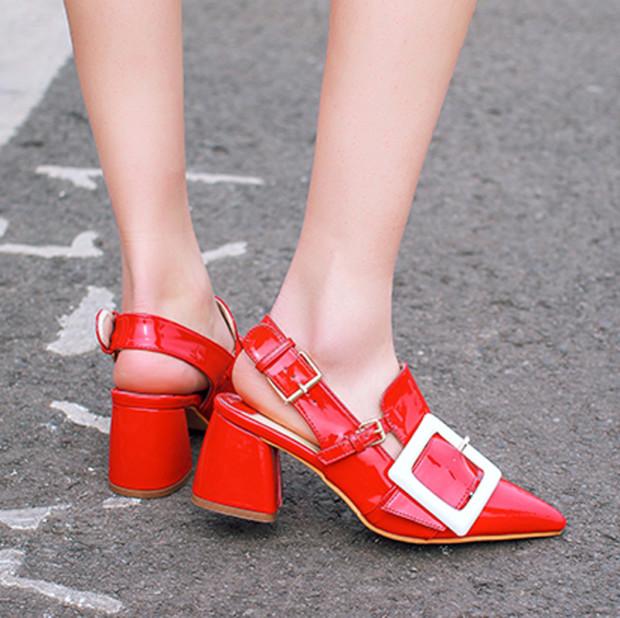 2016-zapatos-de-primavera-mujer-nuevo-estilo-punta-estrecha-tacones-altos-moda-slingback-charol-rojo-los