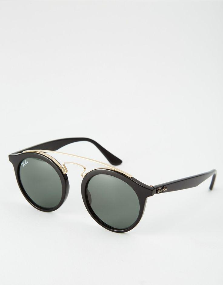 gafas ray ban mujer negras